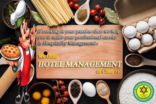 Hotel Management at SEHSS